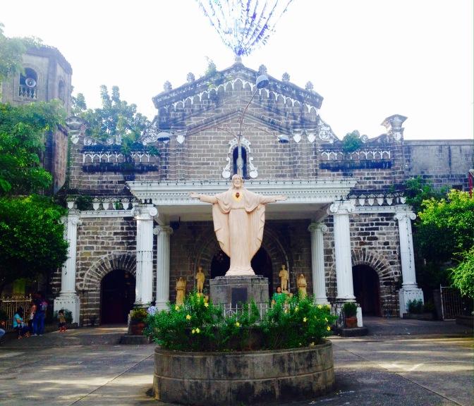 Sta. Isabel Church, Marian Exhibit